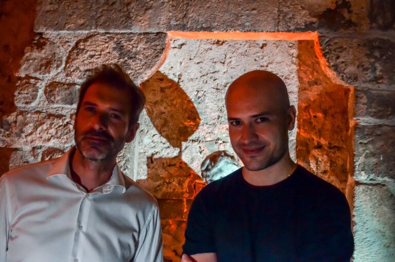 Francesco Malfitano e Jago